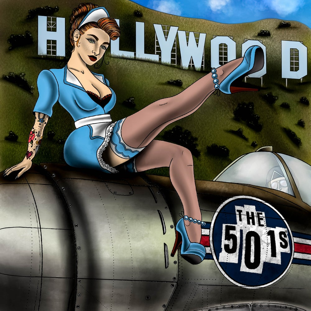 Image of Hollywood EP