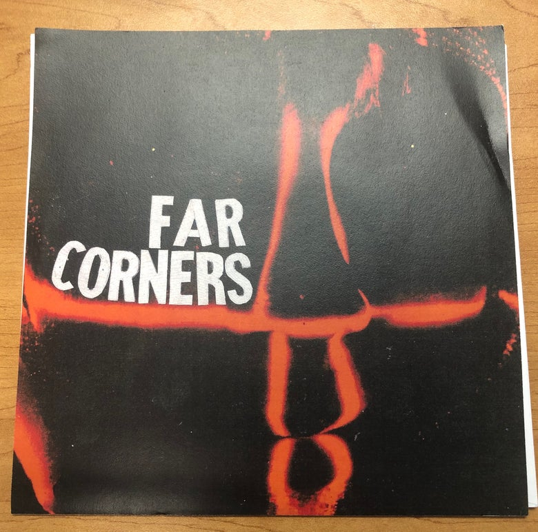 """Image of Far Corners - Ruling the Roost b/w Gold Choice 7"""""""