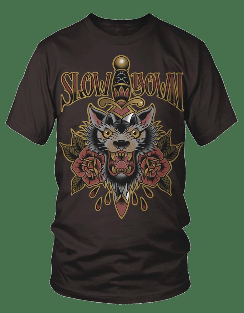 """Slowdown Signature Series """"Coire"""" Shirt"""