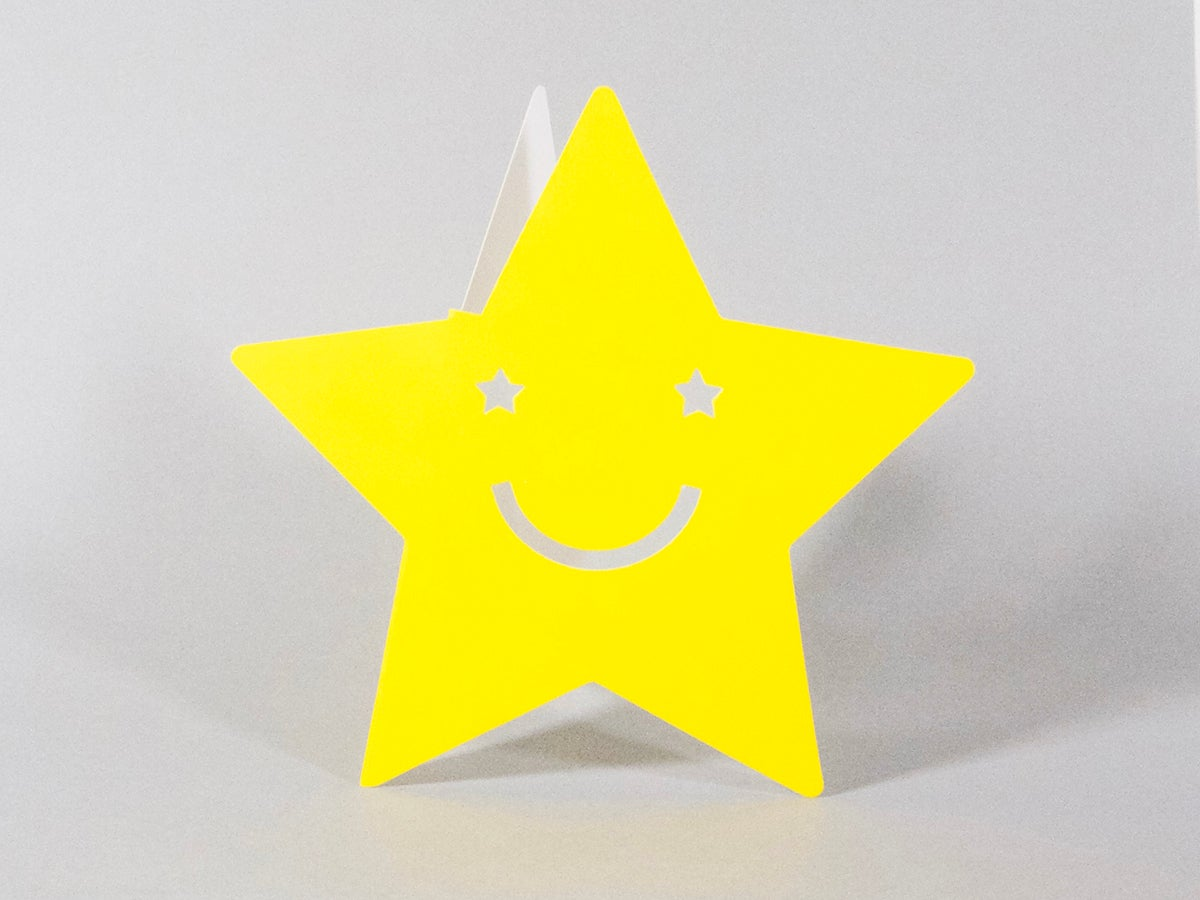 Image of 2 x Happy Star Cards