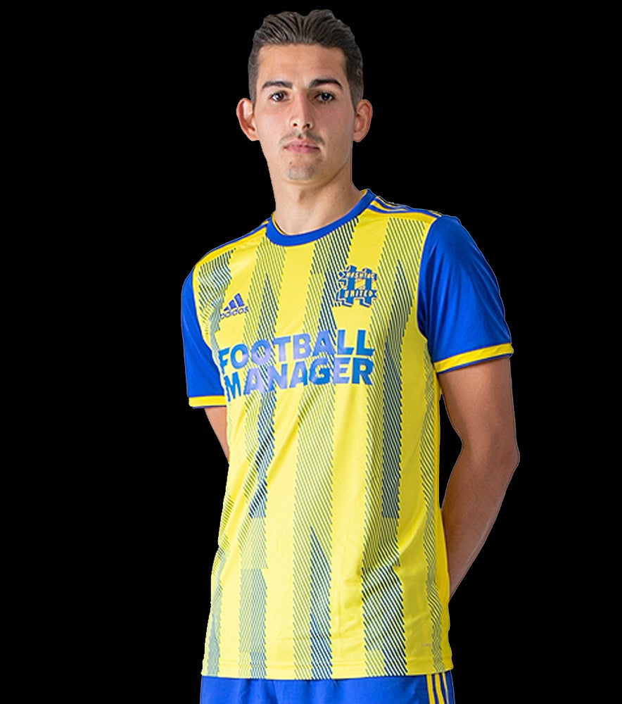 Image of adidas 19/20 HASHTAG UNITED HOME SHIRT - YOUTH