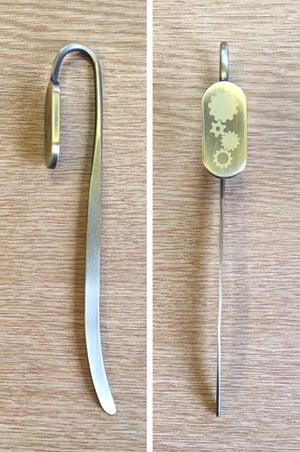 Image of Cognition Metal Bookmark Hook