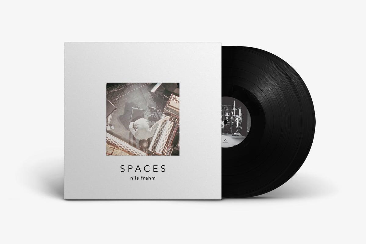 Image of Nils Frahm - Spaces (vinyl)