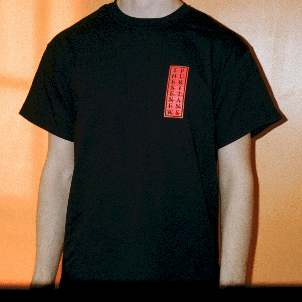 Image of BLACK TNP T-SHIRT