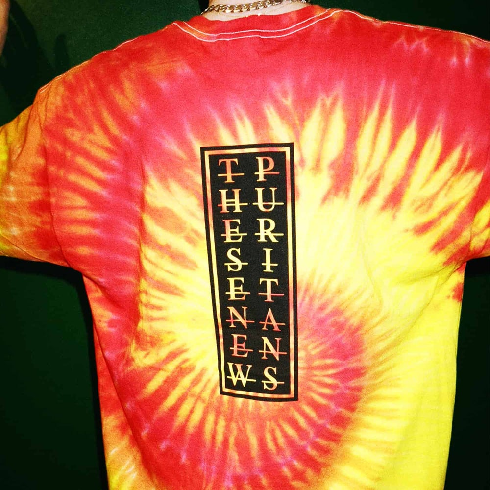 Image of TIE-DYE TNP-SHIRT