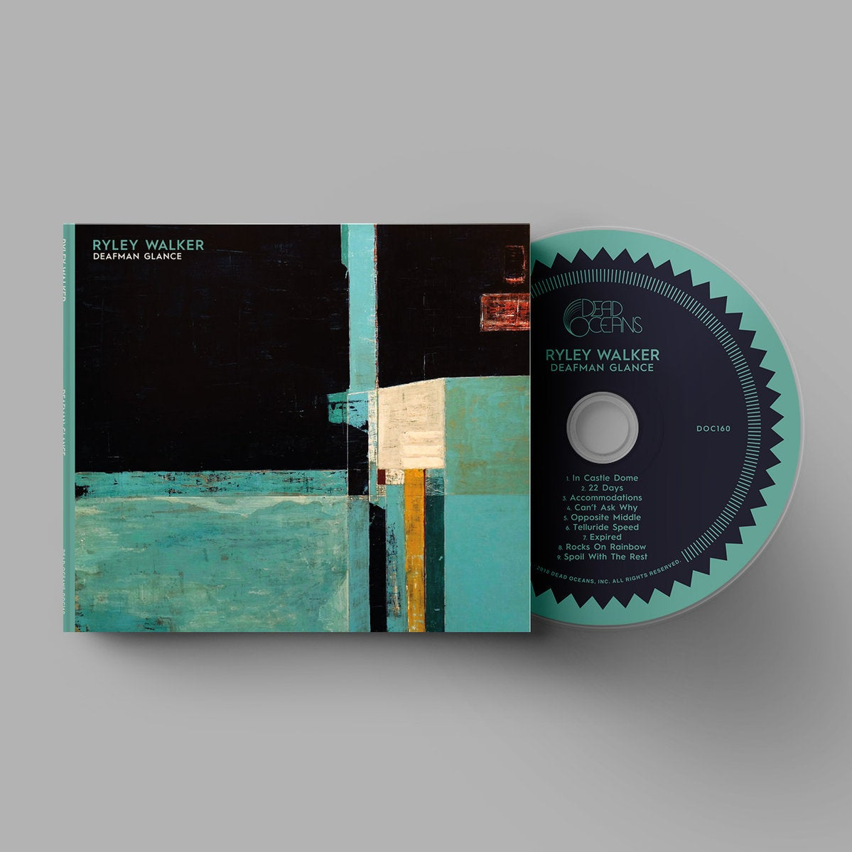 Image of DEAFMAN GLANCE CD