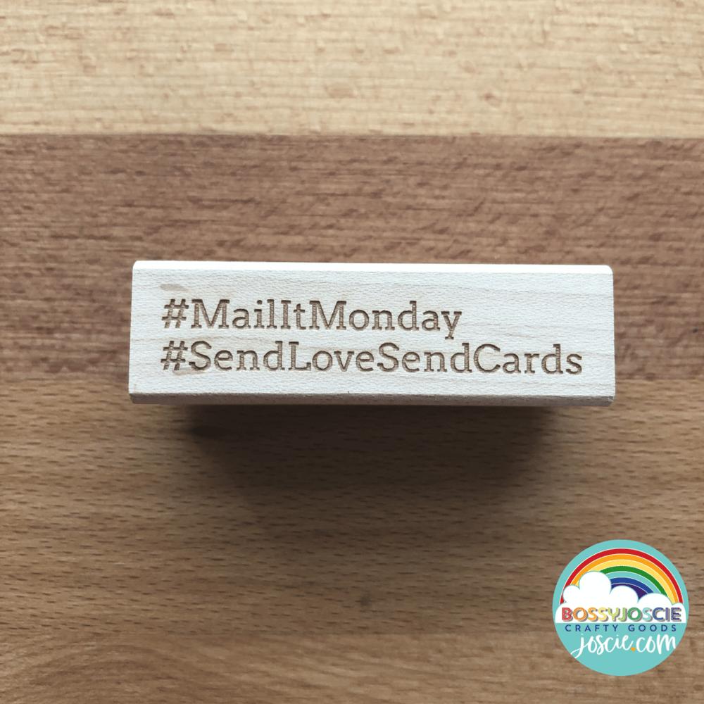 Image of MailItMonday SendLoveSendCards