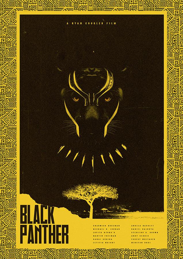 Image of Black Panther AP