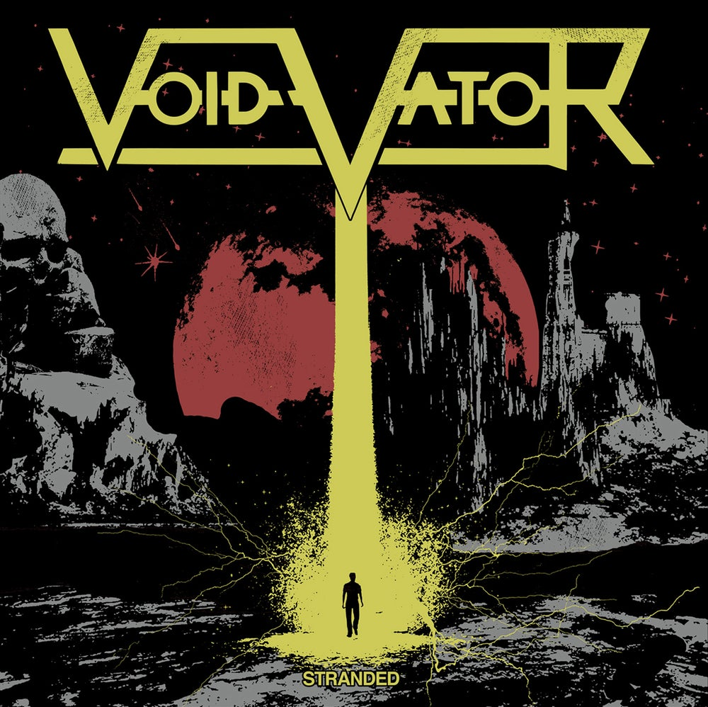 Image of Void Vator - Stranded Limited Edition Digipak CD