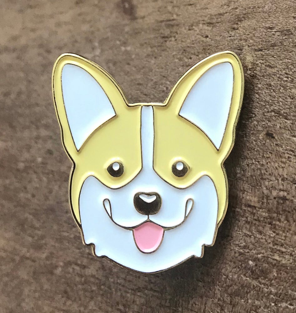 Image of Corgi Pin