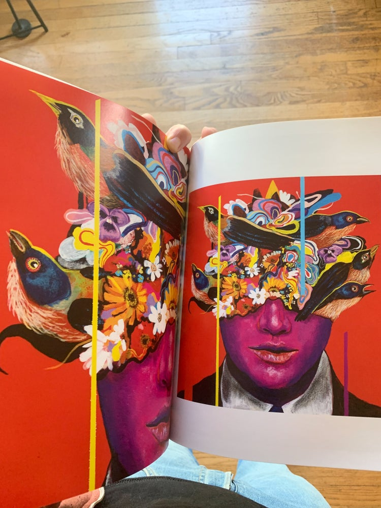 """Image of NEW Perfect Bound Art Book """"Misc MCXIII-MCXVIII"""" Limited Edition"""