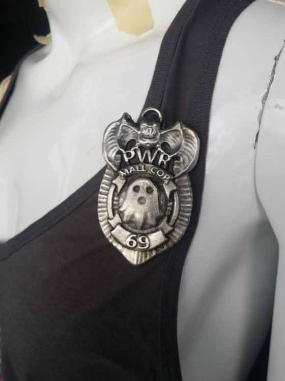 Image of Pewter Mall Badge