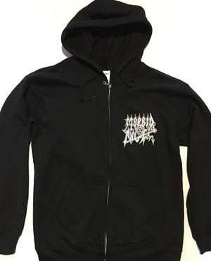 Image of Morbid Angel Zipper Hoodie