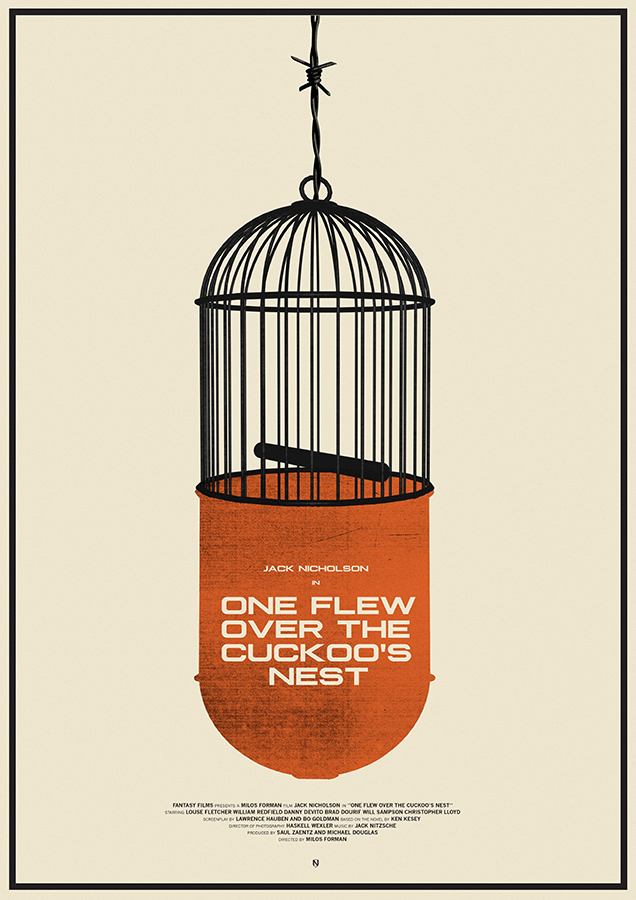 Image of One Flew Over The Cuckoos Nest