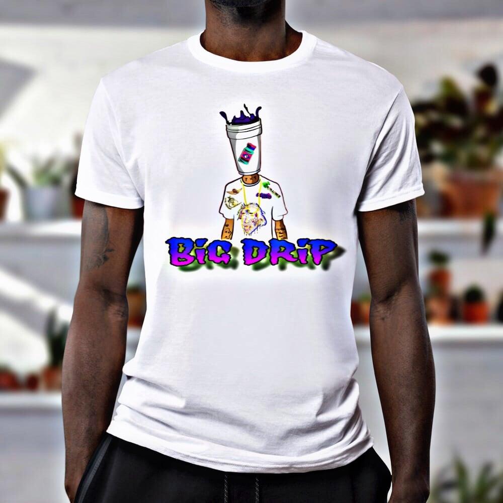 Image of Big Drip T-Shirt