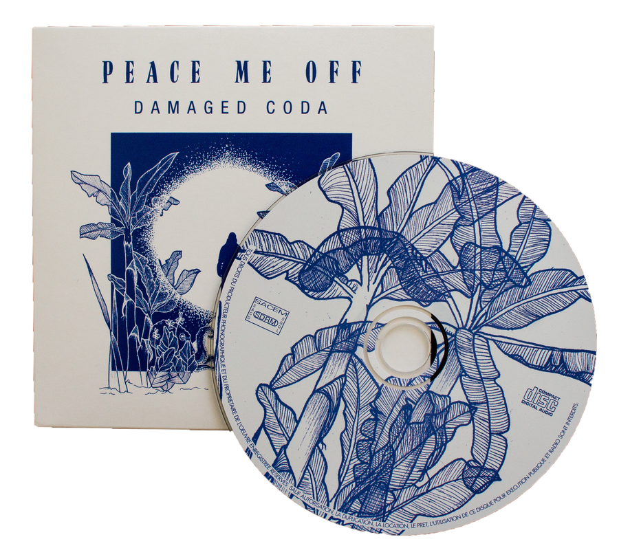 Image of Damaged Coda - CD