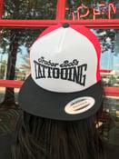 Image of Red Rocker Hat