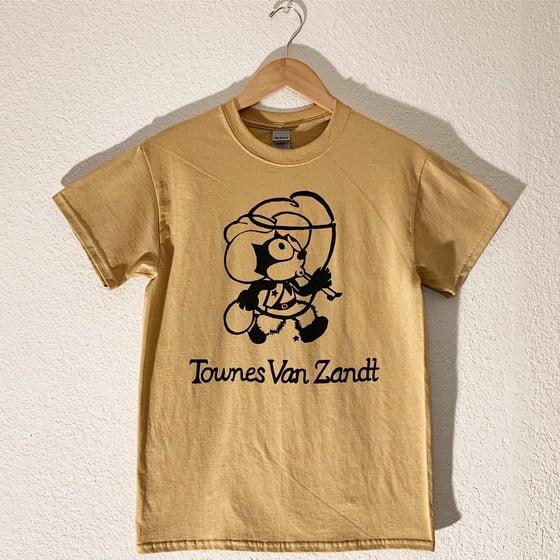 """Image of Townes Van Zandt """"Felix"""" Tee by Anna"""