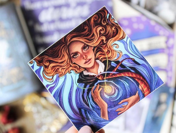 Image of Add on: Hermione Sticker