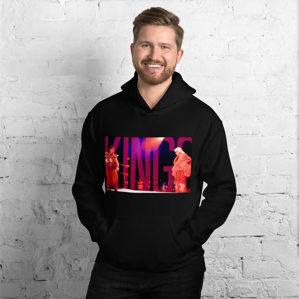 Image of Jerry Lawler vs Ric Flair: Game of Thrones Memphis Hoodie
