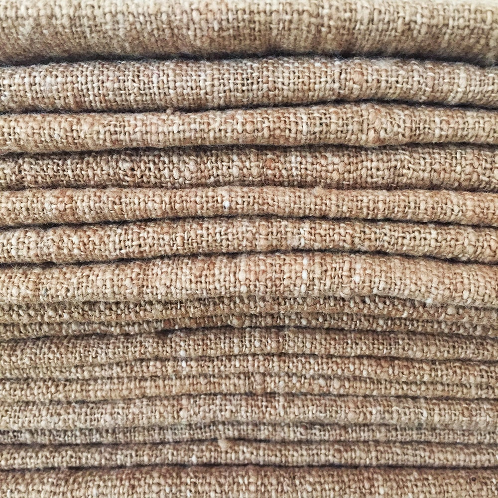 Image of Handspun Organic Coyuchi Cotton Face Cloth