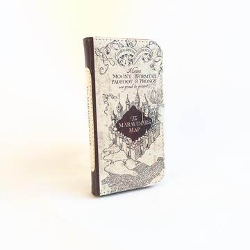 Image of Add on: The Marauders Map Phone Case
