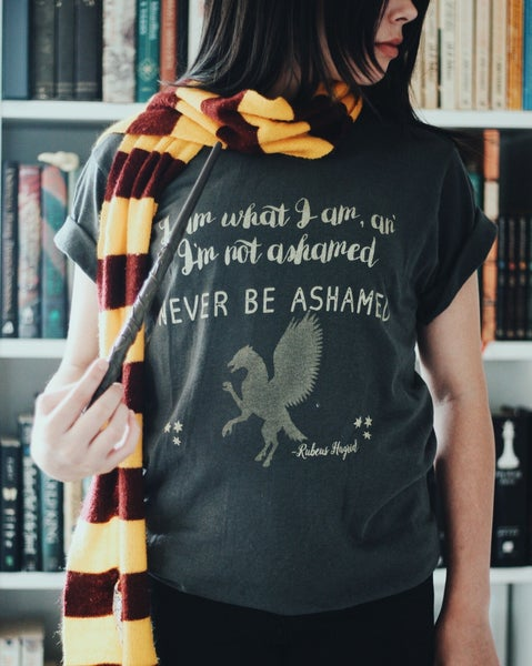Image of Add on: Never Be Ashamed Tee