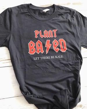 Image of Plant Based ac/dc T-shirt unisex