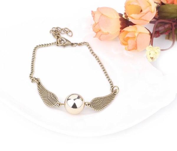 Image of Add on: Golden Snitch Bracelet
