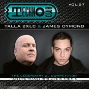 Image of Technoclub Vo. 57 - die neue DoppelCD!! (inkl. Porto!)