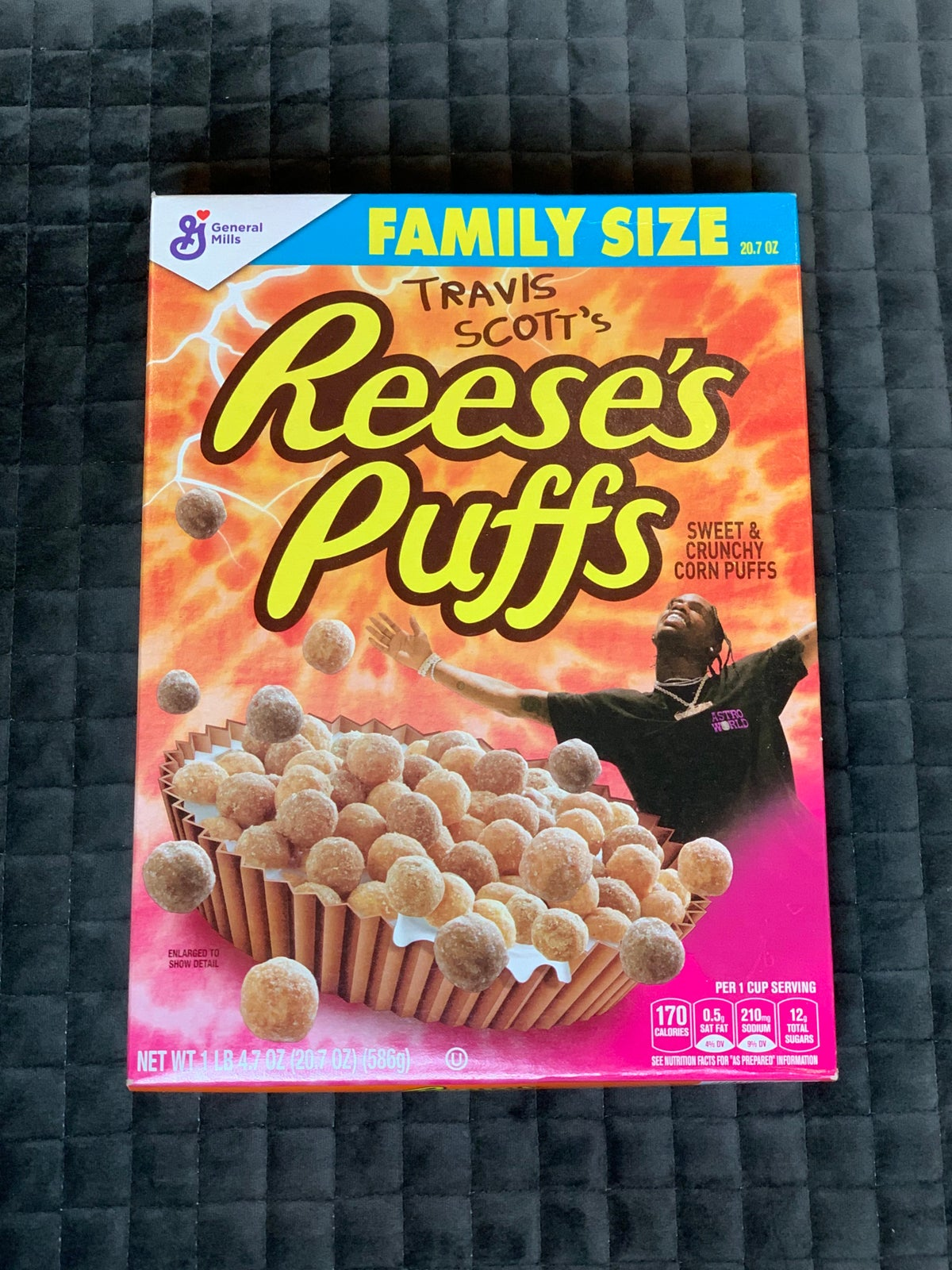 Image of FAMILY SIZE