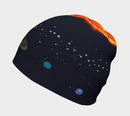 Image 3 of Solar System Beanie Hat