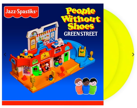 Image of Green Street Deluxe Colored Vinyl Edition
