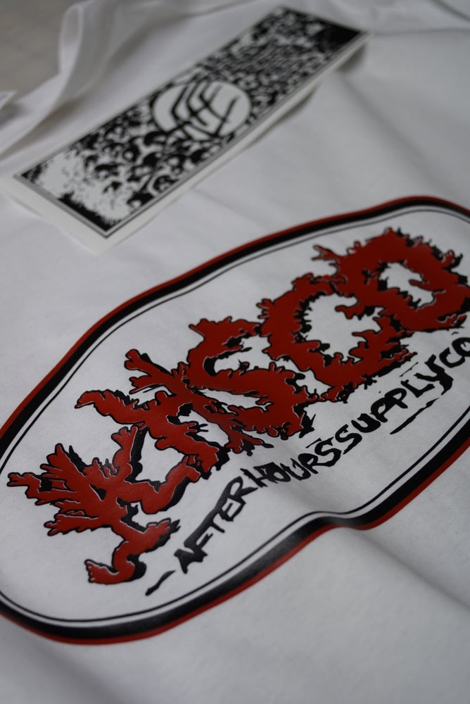 Image of AHSCO club shirt