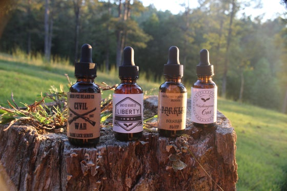 Image of OFBC Beard Oil (1oz)