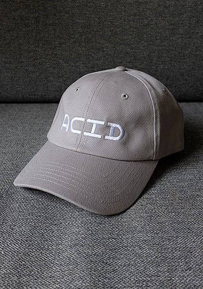 Image of Sebastian Haslauer — ACID Cap  —  SALE!