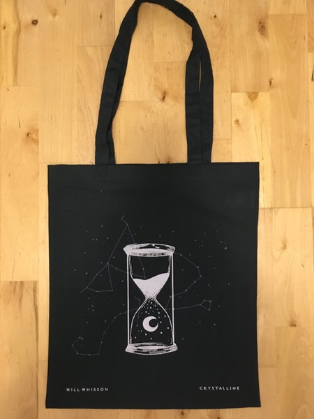 Image of Crystalline Tote Bags