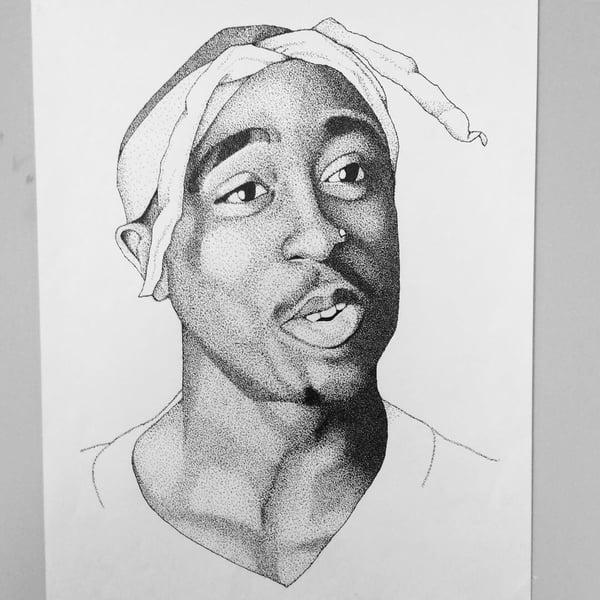 Image of Tupac Shakur