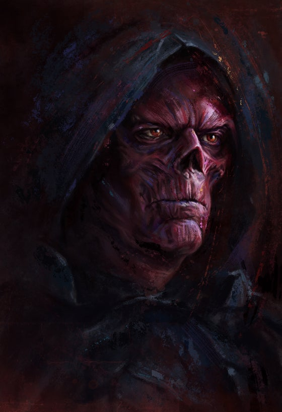 Image of Red Skull