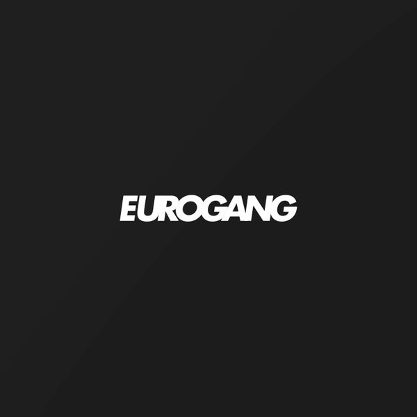 Image of EUROGANG Micro Decal | White