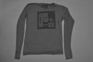 Image of Aim Low + M—ss Logo 2012