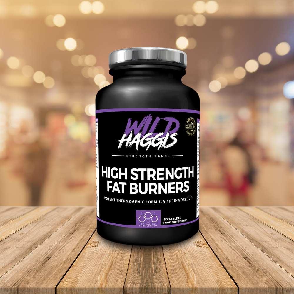 Image of High Strength Fat Burners