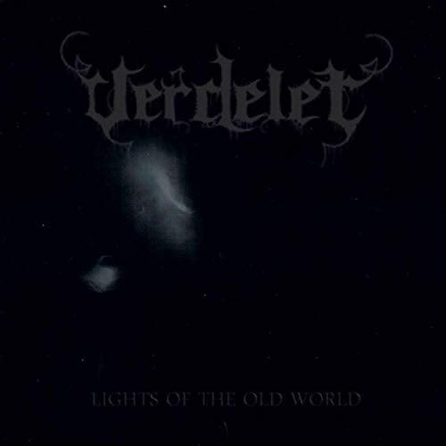 Image of Verdelet - 'Lights of the Old World' CD (2013)
