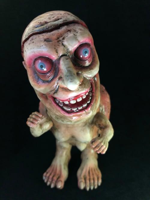 Image of Hinged Skull BigBirdMan