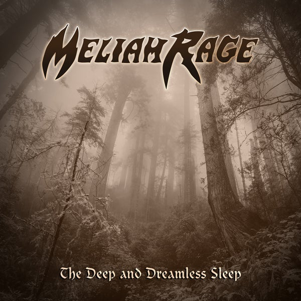 Image of MELIAH RAGE - The Deep And Dreamless Sleep