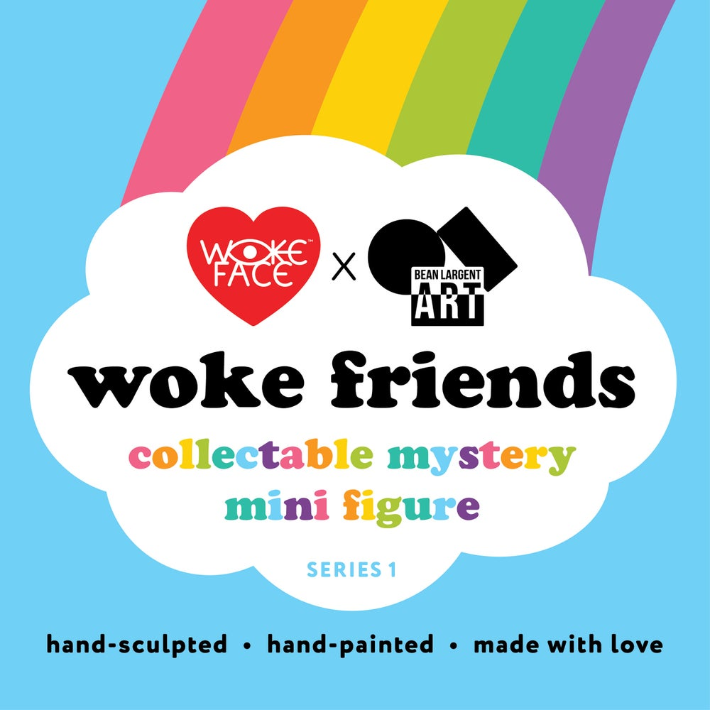 Image of Woke Friends Mystery Mini Figure