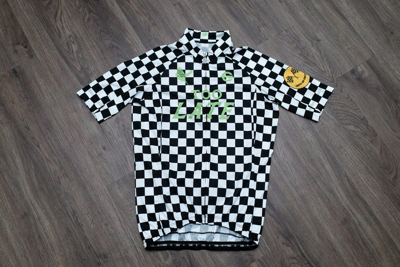 Image of CHECKERBOARD JERSEY