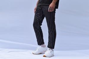 Image of Pinstripe Pants