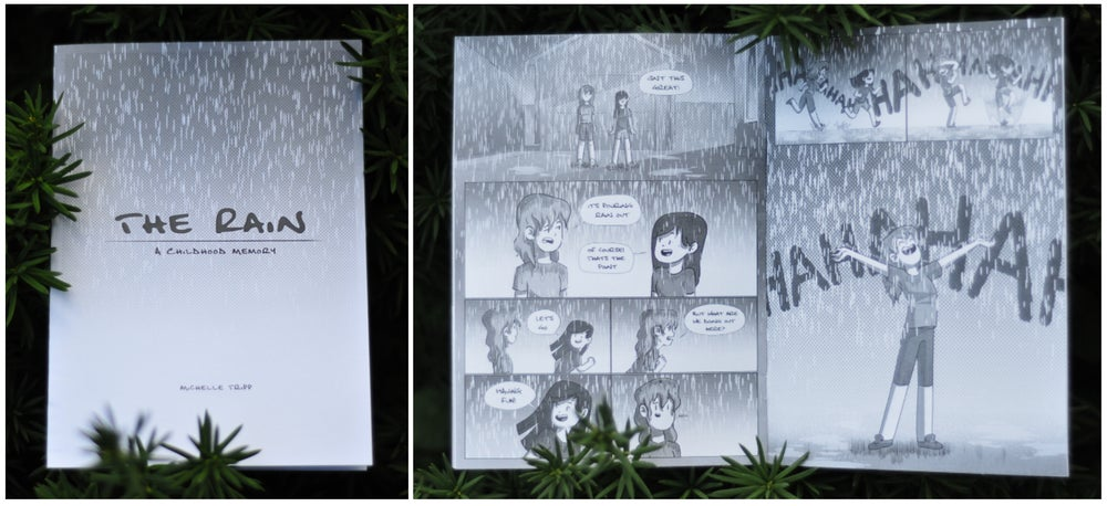 Image of The Rain: A Childhood Memory