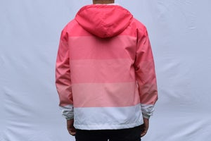Image of Pink Gradient Windbreaker
